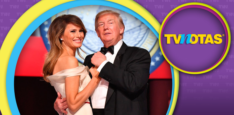 Seer predicts infidelity between Dondald Trump and Melania - TVNotas - TVNotas 1