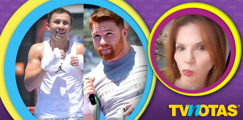 Mhoni Seer predicts the winner in the fight between Canelo and Golovkin ... - TVNotas 1