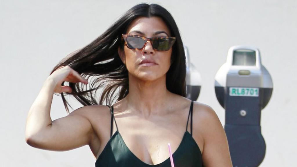 Kourtney Kardashian abandona el reality show 'Keeping Up With the Kardashians'