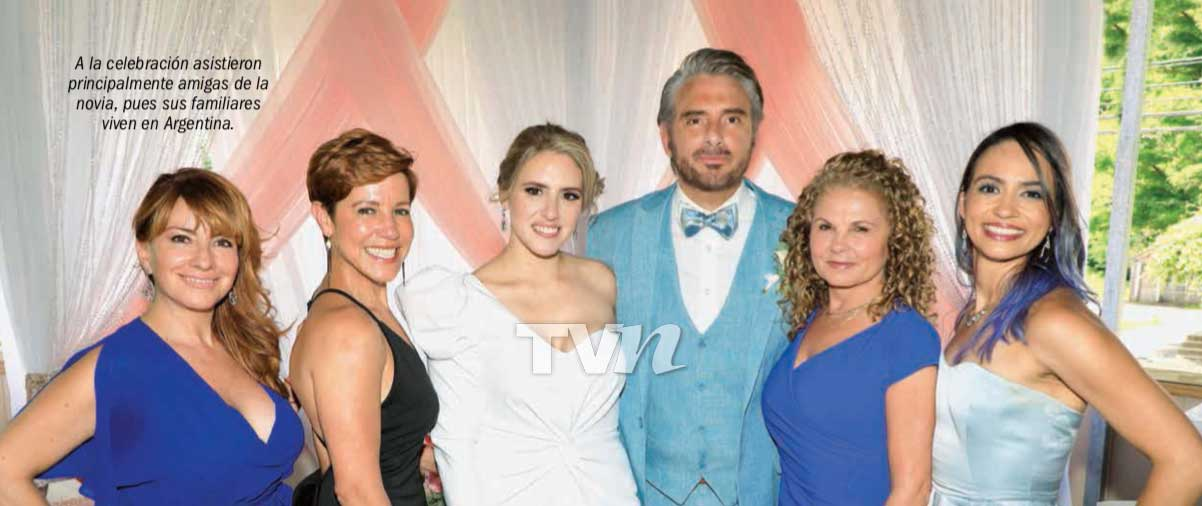 Harry Geithner fotos exclusivas boda