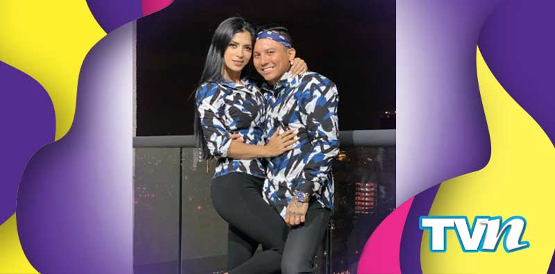 Kimberly y Edwin