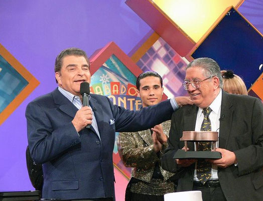 Don Francisco regresa a la TV