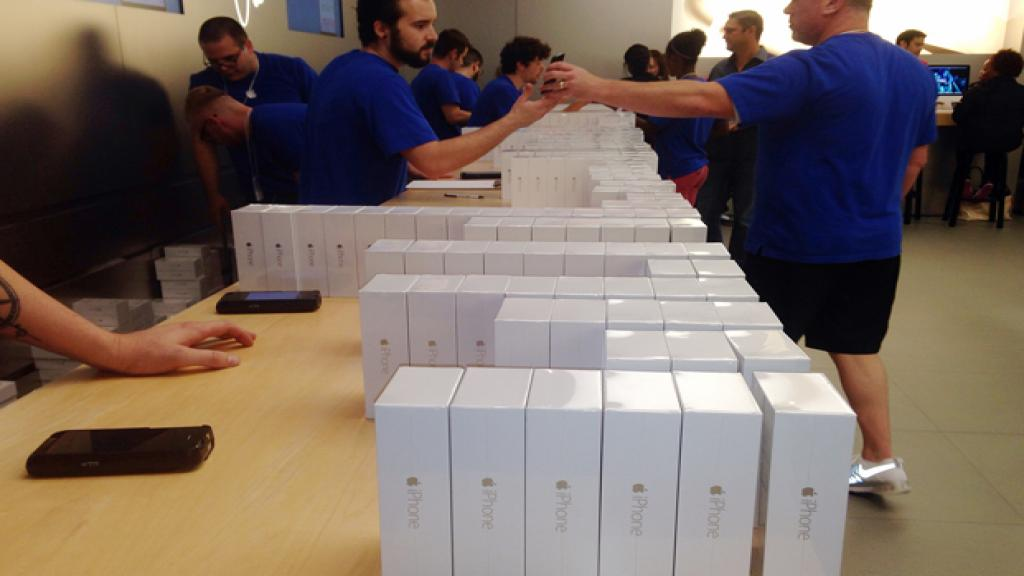 Apple lanzó su iPad Air 2