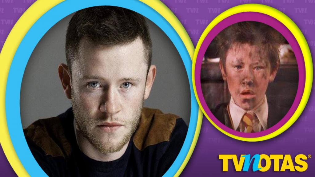 Devon Murray dio vida a Seamus Finnigan en Harry Potter.