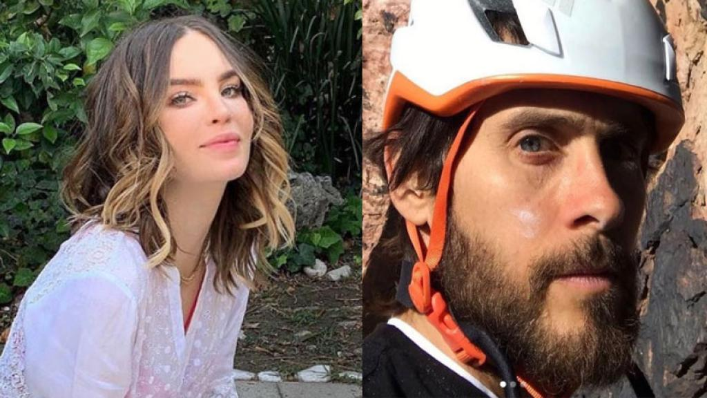 Belinda y Jared Leto video