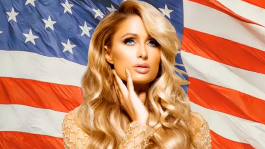 paris hilton presidente