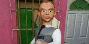 Piñata de Zague