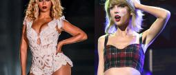 Afirman que Beyoncé copió video de Taylor Swift