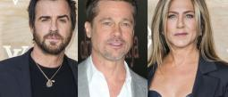 Pitt pudo causar divorcio entre Jennifer Aniston y Justin Theroux
