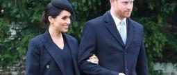 ¡Exhiben en video pelea de Meghan Markle y el Príncipe Harry!