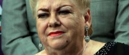 Paquita la del Barrio ya está en su casa guardando rep0so