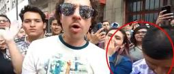 Luisito Comunica exhibe en uno de sus videos a un acosador sexual en plena acción