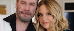 Jhon Travolta y Kelly Preston