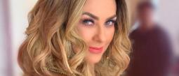 Aracely Arámbula deslumbra con su figura en la playa