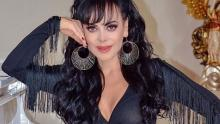 Internautas comparan a Maribel Guardia con Annabelle