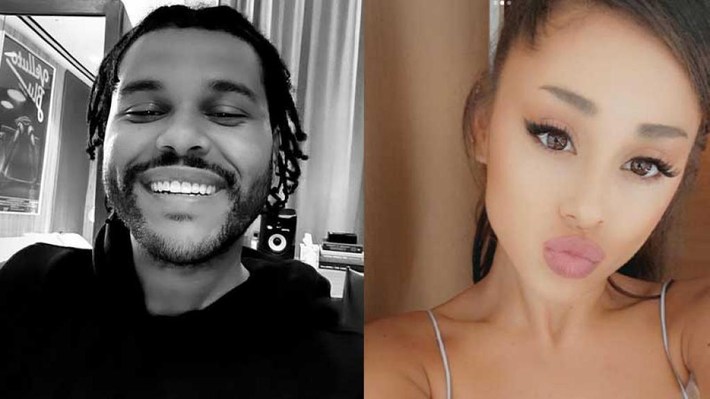 Ariana Grande y The Weeknd cantan 'Save Your Tears'